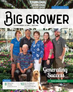 July 2021 Big Grower